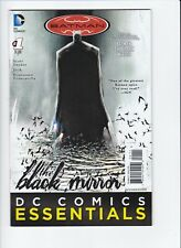 BATMAN: THE BLACK MIRROR #1 SPECIAL - NM (HQ SCANS) DC COMICS 2014 [ESSENTIALS]