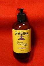 The Naked Bee 1-8 oz pump bottle Moisturizing Hand Lotion in Chai Tea