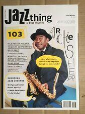 JAZZ THING - Nr.103/14 - ARCHIE SHEPP / BILLY HART / OMAR SOSA  (DZ91)