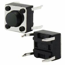 100x Tactile Push Button Switch Tact Switch 6x6x5mm 4-pin DIP Arduino CNC