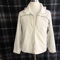 PACIFIC TRAIL Women's M Medium  Hooded Coat Jacket White