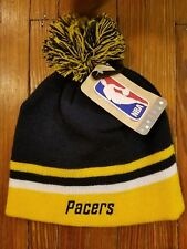 Men's Indiana Pacers NBA Cuffless Knit Hat