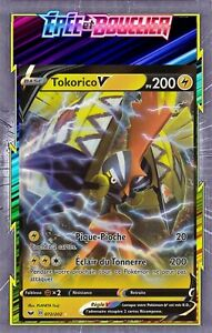 Tokorico V - EB01:Épée et Bouclier - 072/202 - Carte Pokemon Neuve Française