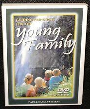 Guiding Principles for the Young Family DVD Christian SDA Paul & Carolyn Rayne