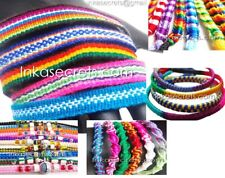 friendship bracelets 100 Peruvian Assorted