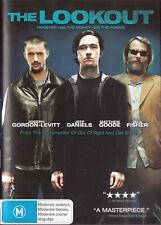 THE LOOKOUT Jospeh Gordon - Levitt DVD R4 - PAL   SirH70
