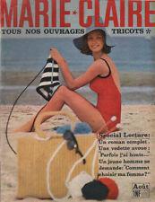 MARIE-CLAIRE n°94 francoise prevost audrey hepburn