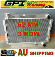 3 Core  Radiator for TOYOTA LANDCRUISER 60 Series HJ60 HJ61 HJ62 Manual