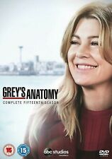 Grey's Anatomy Season 15 New DVD UK Region 2 *Fast & Free Postage*