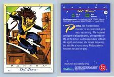 Pantha #34 DC Stars 1994 Skybox Trading Card
