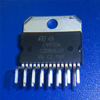 1PCS L4970A ZIP-15 10A SWITCHING REGULATOR Switching Converters 5.1 to 40V Ste