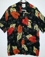 Vintage Hawaiian Shirt Ron Chereskin Size Large