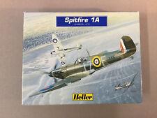 Heller Plastik Modellbausatz Flugzeug - Spitfire 1A, 1:72