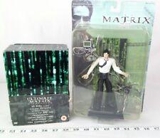 The Matrix - The Ultimate Matrix Collection (DVD, 2004, 10-Disc Set & figurine!