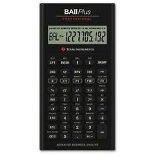 Texas Instruments BA-II Plus Professional Calculator - TEXBAIIPLUSPRO