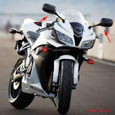 Pair Black Mirrors For Honda Cbr 600 Rr 2003 2004 2005 2006 2007 2008 2009 2010
