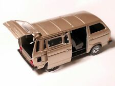 "VW ""T3"" Bus Caravelle Syncro beige metallic, Schabak 1:43 DEALER - OLD VERSION!"
