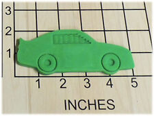 Race Car NASCAR Shaped Fondant Cookie Cutter and Stamp #1190