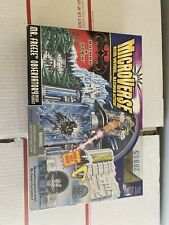1997 Kenner Microverse Batman & Robin Mr Freeze Observatory Playset