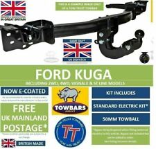 Flange Towbar for Range Rover Evoque inc Coupe 2011on with No bumper cut TL2