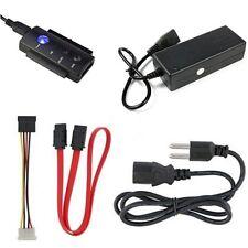 """CABLE ADAPTADOR IDE Y SATA DISCO DURO 2.5"""" 3.5"""" 5.25"""" USB 2.0 CONVERSOR EXTERNO"""