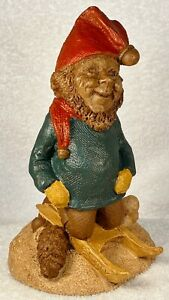 FROSTY-R 1981~Tm Clark Gnome~Cairn Item #304~Ed #60~Hand Signed~Story Included
