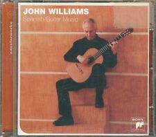 John Williams - Spanish Guitar Music Cd