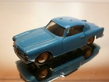 DINKY TOYS 24J ALFA ROMEO COUPE - BLUE 1:43 - GOOD CONDITION