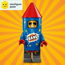 Lego 71021 Collectible Minifigure Series 18: No 5 - Firework Guy - SEALED
