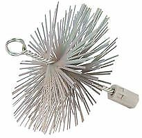 DRAIN ROD WIRE TUBE BRUSH 150MM Tools Cleaner - TL17289