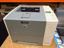 HP P3005dn Q7815AA4 Mono Laser Printer 33ppm DISPLAY DEFECT / NO INTERFACES