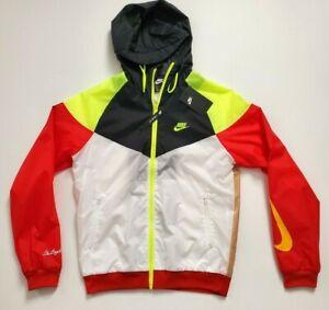 Nike Men's City of Athletes Los Angeles Windrunner Jacket  CU3555 702  Size S