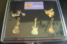 HRC Hard Rock Hotel Las Vegas Set Mini Pins for Herrington Bears LE Cafe Beara