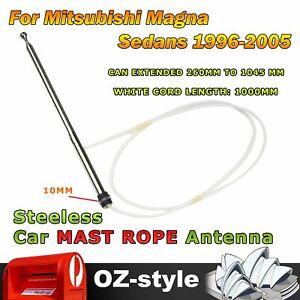 Scalable Car Top Antenna For Mitsubishi Magna Sedans 1996-2005 TE TF TH TJ TL TW