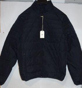 Men's Celio Padded Jacket In Black Size Small VR84 02