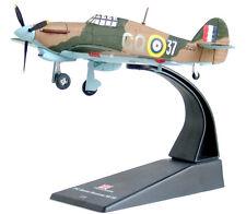 Hawker Hurricane Mk IIB diecast 1:72 model (Amercom SL-5)