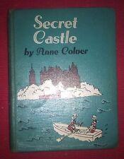 1st Edition Secret Castle Anne Clover!!