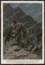 Carl Becker Schutztruppe Hptm. Koppy Deutsch-Südwestafrika Gaos Frederiks 1905