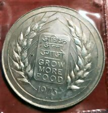 India 20 Rupees 1973 Silver F. a. O. (without Circular)