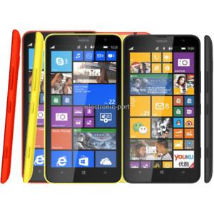 "Unlocked Nokia Lumia 1320 6"" 4G LTE Wifi 5MP 8GB ROM Windows Smartphone Original"