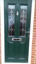 Altmore Two Aphrodite Arena Backing Glass Composite Door (£645 fully fitted)