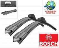 Bosch 3397007863 Windshield Wiper Blades A863S Aero Twin Audi Skoda VW 650/450mm