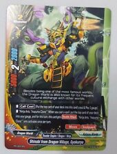 Buddyfight English PR/0247EN Shinobi from Dragon Village ,Gyokuryu Non Foil