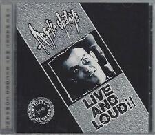 ANGELIC UPSTARTS - LIVE AND LOUD!! - (still sealed cd) - MAYO CD 560