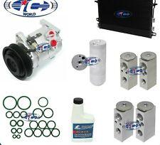 A/C Compressor & Condenser Kit Fits Caravan Town & Country OEM 10S20H 77374