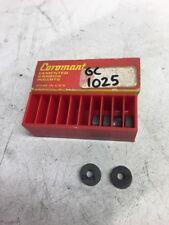 COROMANT  CEMENTED CARBIDE INSERTS 6 PCS. GC 1025