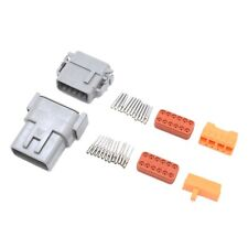 Deutsch DTM 12 Way Pin Motorsport Connector Plug Kit