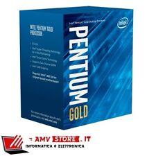 Processore CPU Intel Pentium G5420 3,8Ghz 4mb cache LGA 1151 x Chipset Serie 300
