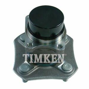 Timken HA590286 Wheel Bearing and Hub Assembly For 07-11 Nissan Versa