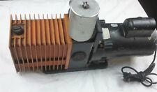 Vacuum Pump CIT Alcatel ZM2008A & Franklin Electric Motor 4101030416 Industrial